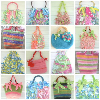 30 Free Crochet Patterns for Bags + Free eBook