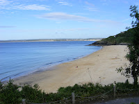 St Ives Bay in Cornwall West