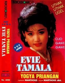 Evie Tamala   Yogya Priangan