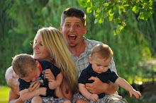 Erik & his family