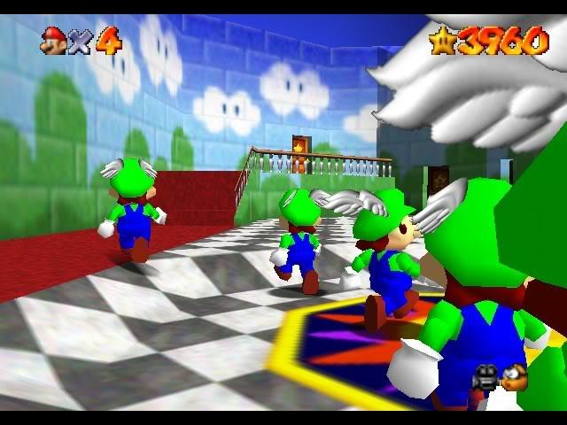 Mario 64 Para Pc En Espanol