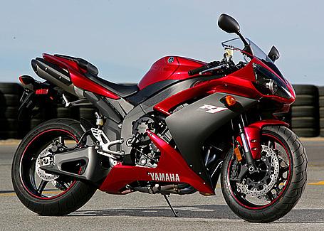 Speed Motor Yamaha R1 - motor