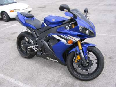 2006 Yamaha R1 User Manual