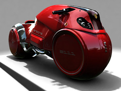 icare motorcycle