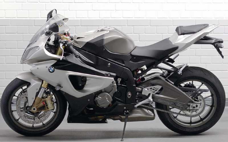luxury sports car site  BMW S1000RR Gallery