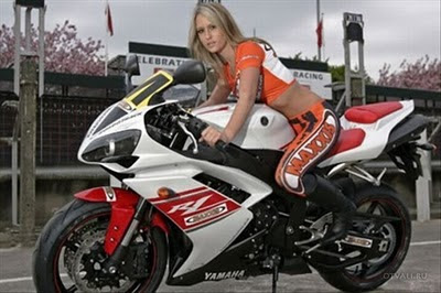 Position sexy moto