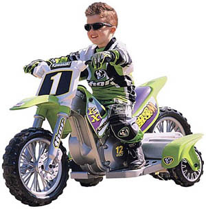 kawasaki supershot dirtbike super shock shot dirt bike