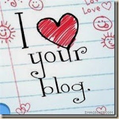 Blog Award - I Love Your Blog