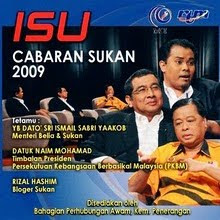 Cabaran Sukan 2009