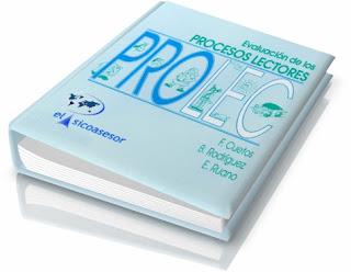 Test Evaluación de los Procesos Lectores PROLEC