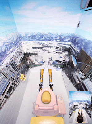 Japanese Ski Resort Toilet Stall - Source: dVice