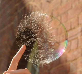 Bursting Bubble