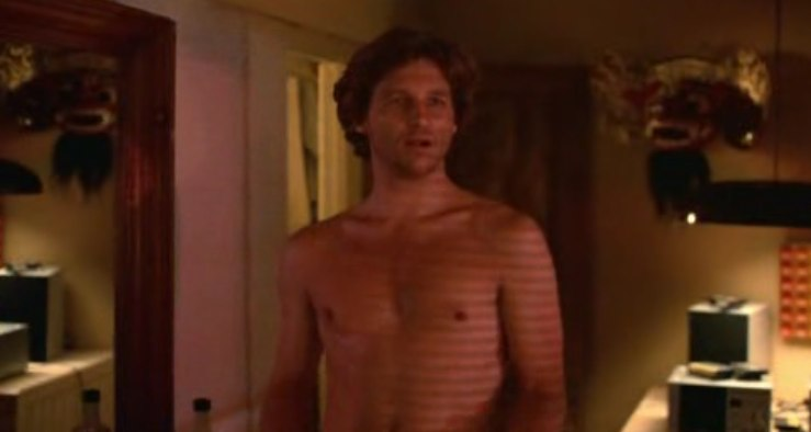 jeff bridges tron young. Hell, young Jeff Bridges was