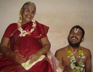 Gurjiamma & Guruji