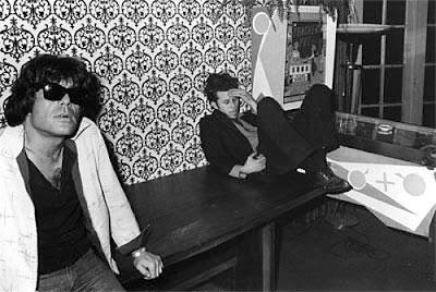 Weiss y Waits en los 70