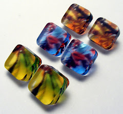 Three sets of Leaves Studs