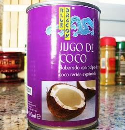 La leche de coco, deliciosa fuente de calcio