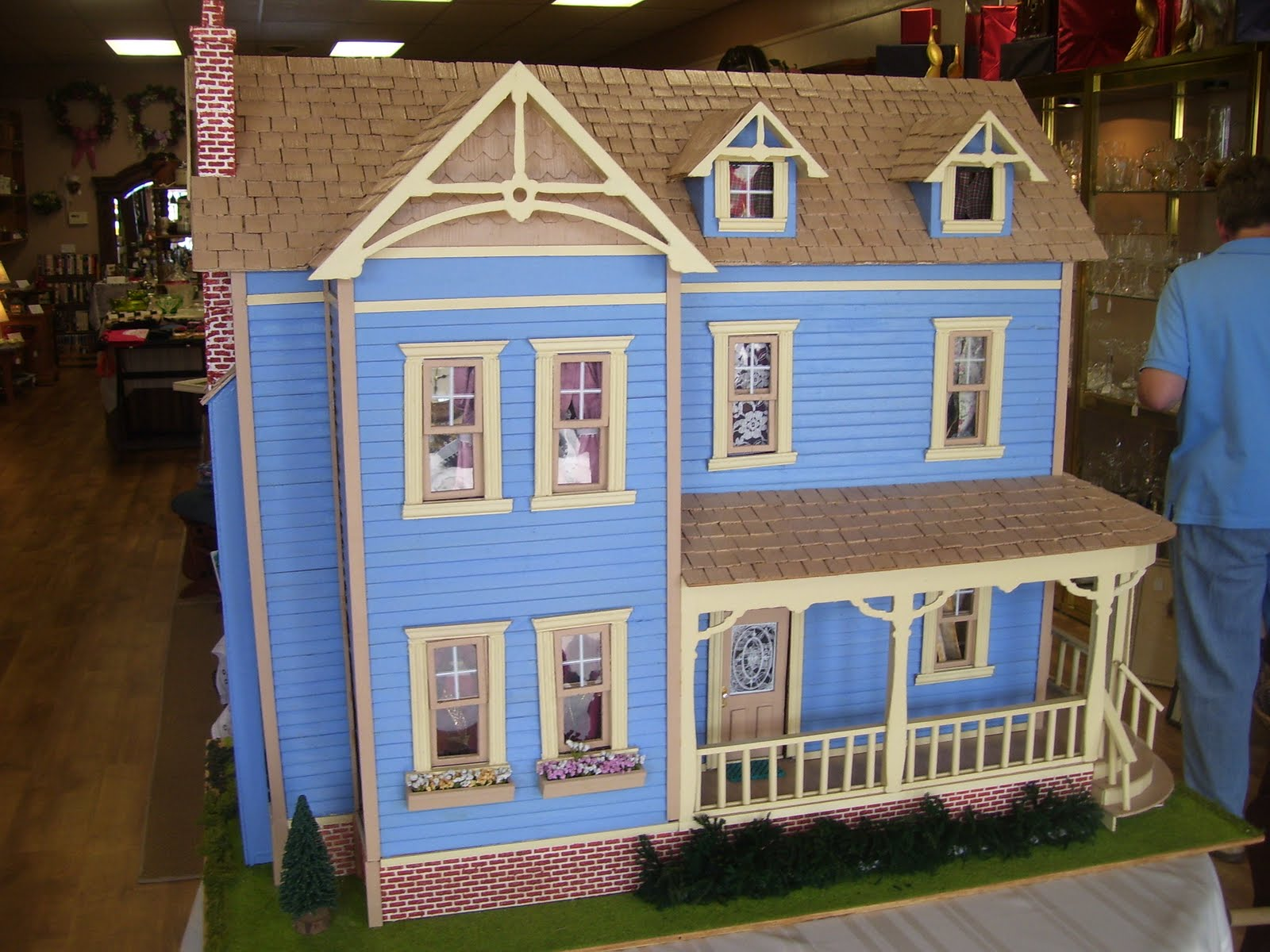Susans Mini Talk Dura Craft Farmhouse Finally Sold