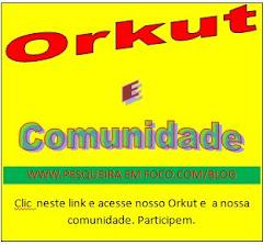 Orkut e comunidade pesqueira emfoco