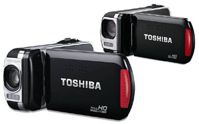 Toshiba Camileo SX900 Camcorder Will Released