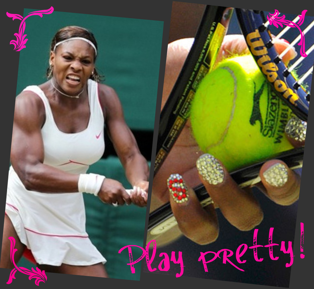 Prettied up opi collaborating with serena williams for for 4 sisters nail salon hours