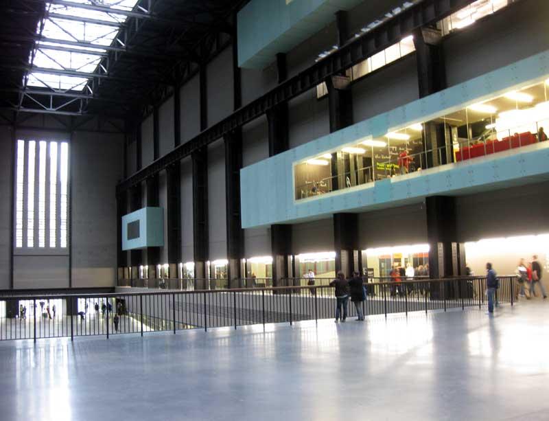Britse afgevaardigde vreest opstand van de volkeren tegen for Tate gallery di londra