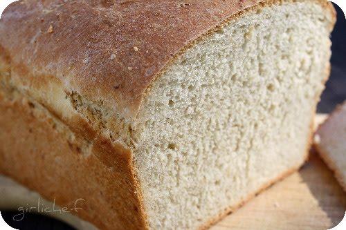 girlichef: Maple Oatmeal Bread