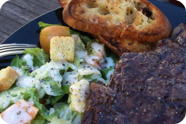 Cheddar Serrano Bread <i><-----makes killer garlic toast!</i>