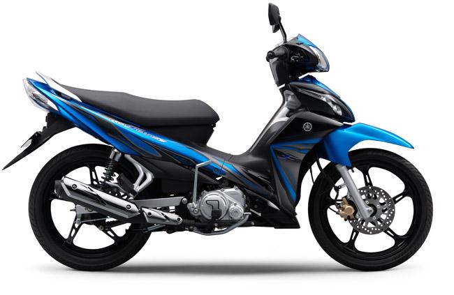 Pinoy Bike Concepts  Yamaha Vega Force