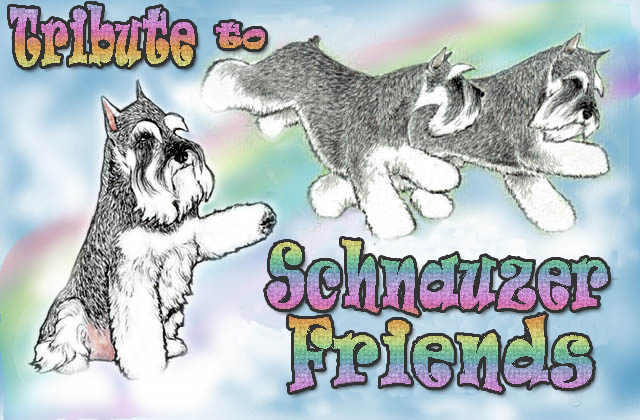 Schnauzer Friends Memorial