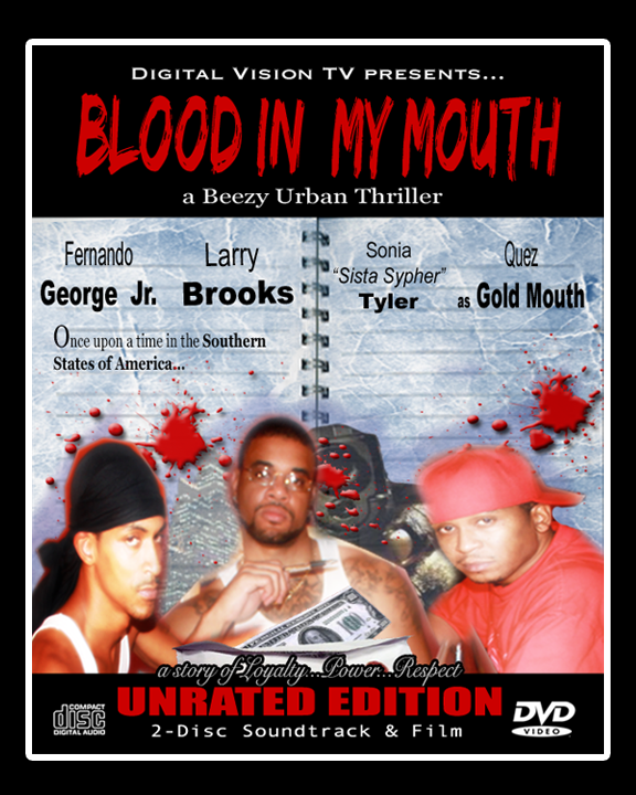 Blood In My Mouth (DVD)