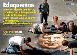 Eduquemos con el Corazón de Don Bosco