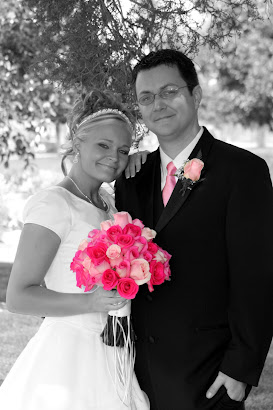 Our wedding--The best day ever!