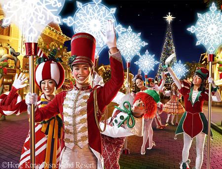[Hong Kong Disneyland] A Sparkling Christmas 2011 HKDL+2010+大街玩具巡禮