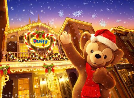 [Hong Kong Disneyland] A Sparkling Christmas 2011 HKDL+2010+迪士尼小熊Duffy