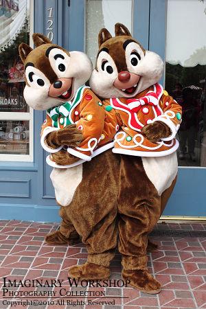 """[Hong Kong Disneyland] """"A Storybook Fantasy""""  HKDL+2010+%25E9%259B%25AA%25E4%25BA%25AE%25E8%2581%2596%25E8%25AA%2595+Chip+Dale"""