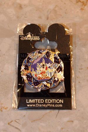 [Hong Kong Disneyland] Celebration in the Air (les 5 ans du Parc) HKDL+2010+5th+Pin+B