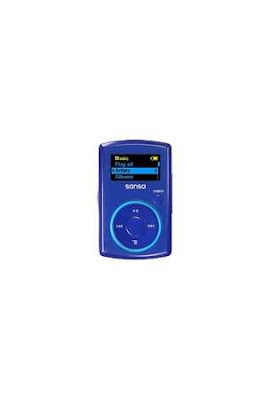 Sandisk Clip 2GB MP3 Player 1