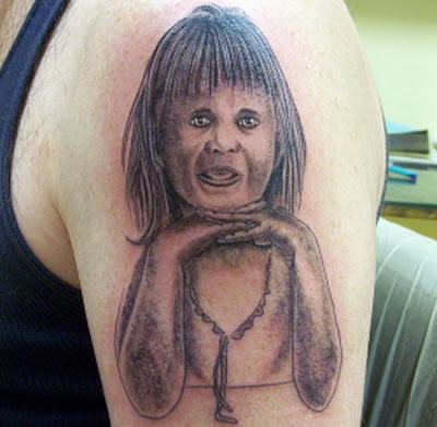 Not Ugly Tattoos