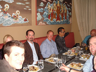 Attendees at the Ivy+ Single Malt Scotch Whisky Dinner