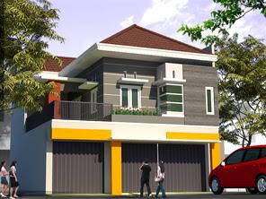 model rumah minimalis 2 lantai on Desain dan Renovasi Rumah di Malang: Tips Membangun dan mendesain Ruko ...