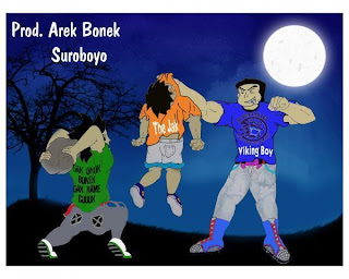 Brotherhood BONEK Surabaya & VIKING Bandung