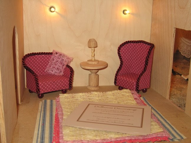 Dollhouse Decorating Make Your Own Handmade No Sew