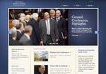 """Cómo encontrar el antiguo, o """"clásico"""", LDS.org."""