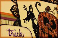 Festive fall cards