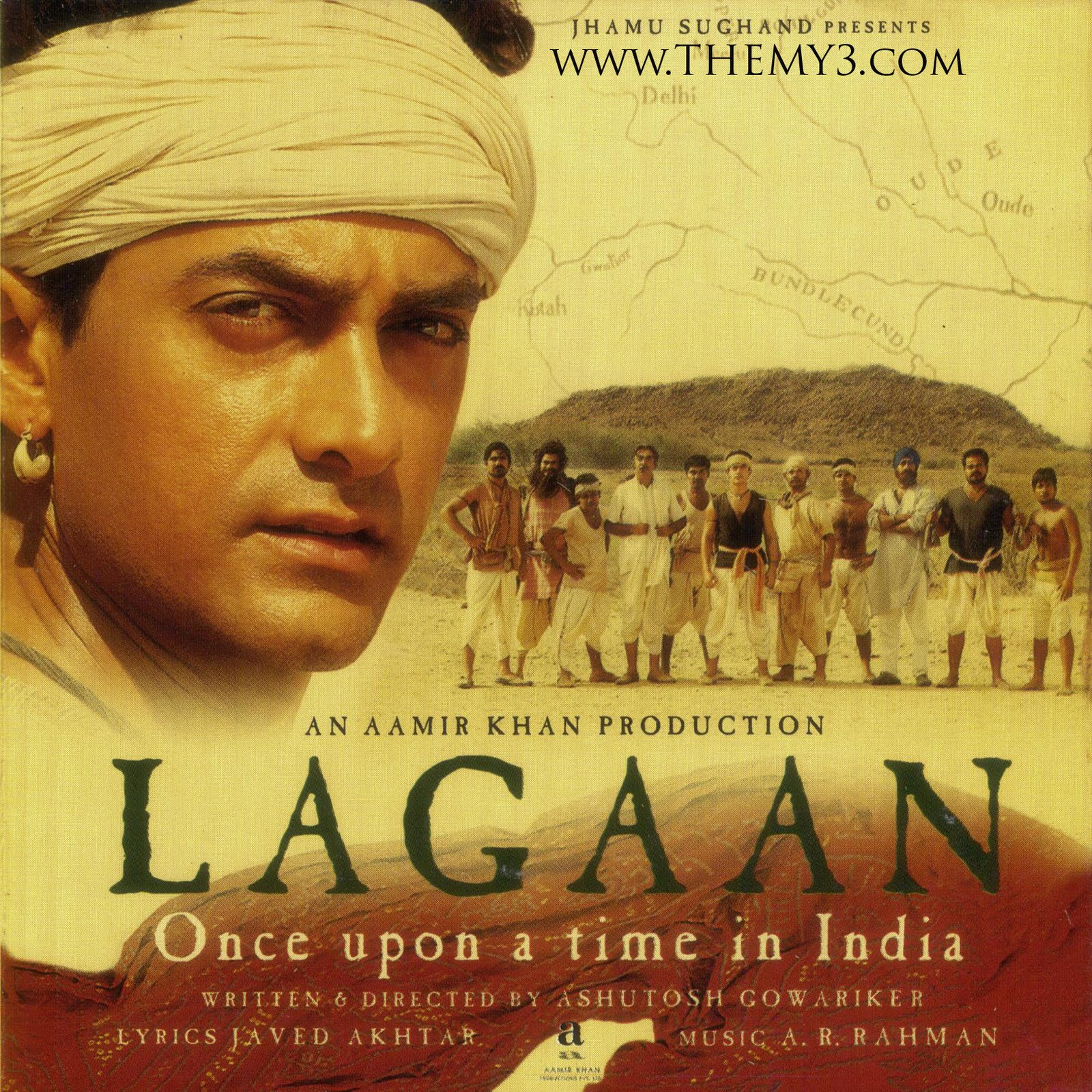 Lagaan – Amir Khan(2001) Hindi Movie Mp3 Audio Songs ...