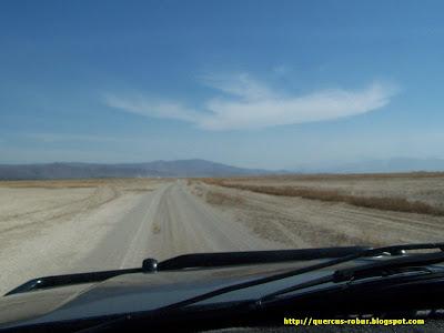 Camino a Tehuantepec por la laguna de Sayula