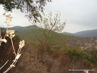 Otra vista de la Sierra de Cuisillos