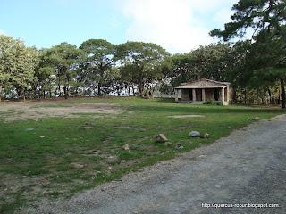 Casa de campo abandonada en el Cerro la Tortuga