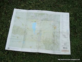 Mapa topofráfico